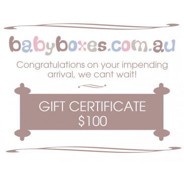 BABYBOXES GIFT VOUCHER