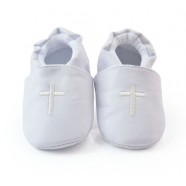 Christening Baby Shoes