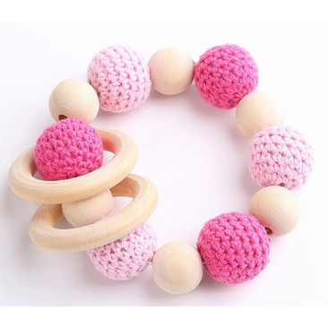CROCHET TEETHER (sorry out of stock)
