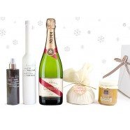 White Christmas Hamper