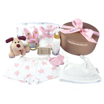 GORGEOUS & PRACTICAL BABY BOX