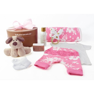 GORGEOUS & PRACTICAL BABY BOX
