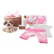 SWADDLE ESSENTIALS BABY BOX