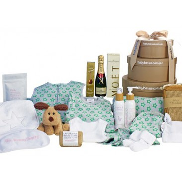 INDULGENCE BABY BOX