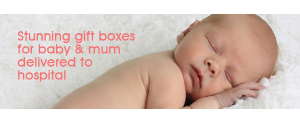 Baby Gift Boxes by Baby Boxes Australia